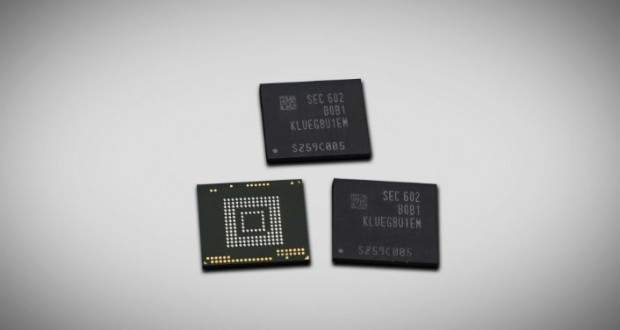 In arrivo nuove memorie UFS 2.0 da 256GB — Samsung