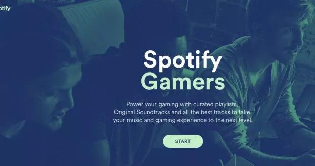 Spotify lancia una nuova categoria per la musica dei videogiochi