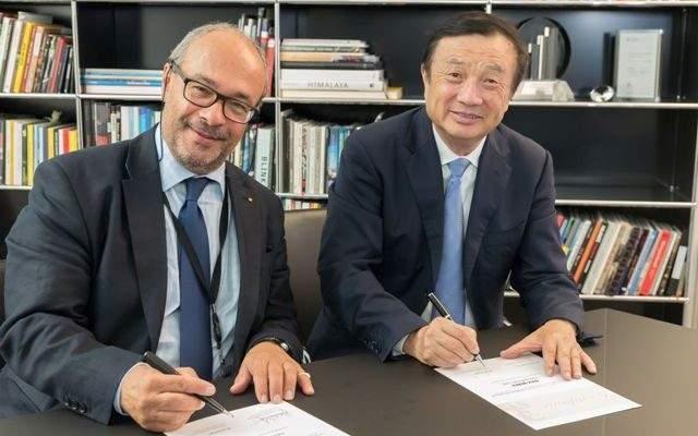 Huawei e Leica aprono un nuovo centro di ricerca in Germania