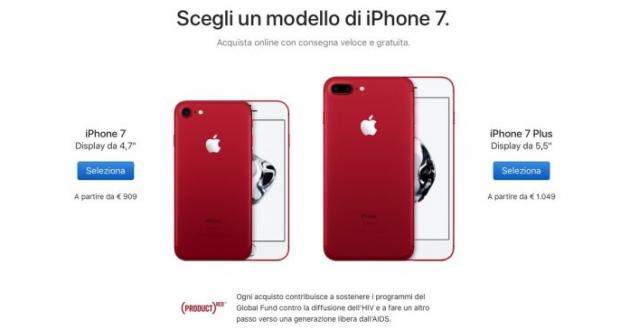 IPhone 7 RED con frontale nero: l'esperimento di uno youtuber
