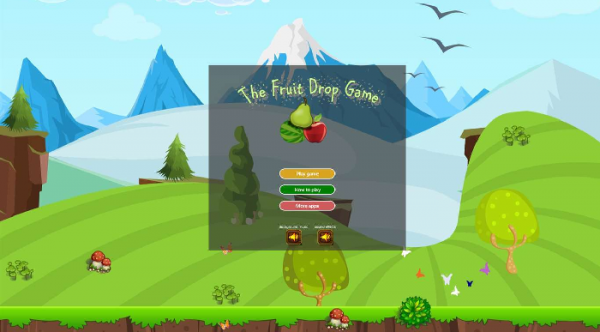 The Fruit Drop Game