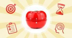Tomato Productivity Timer