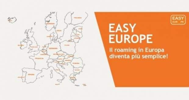 Fine roaming in Europa, Wind elimina i costi dal 24 aprile