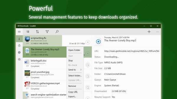 loadkit download manager