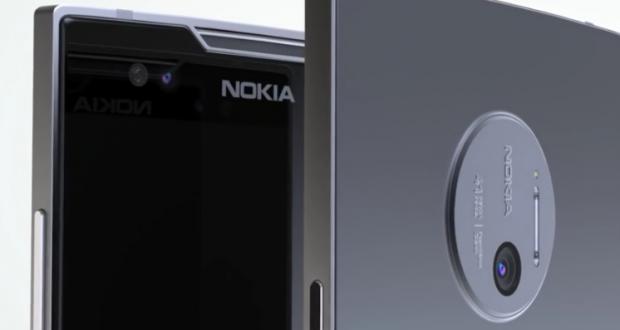 Nokia 9 avrà lo scanner dell'iride e il Nokia OZO Audio