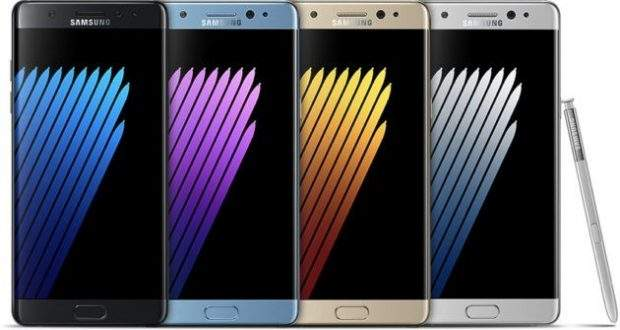 Galaxy Note 8 in arrivo con Infinity Display da 6.3 pollici?
