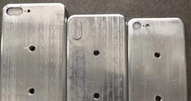 IPhone 8: ecco lo stampo che dà vita al nouvo telefono Apple