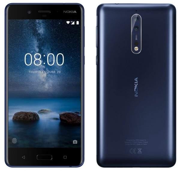 Questo è il Nokia 8!
