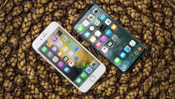 iPhone 8 display OLED