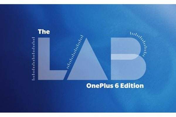 OnePlus 6 The Lab