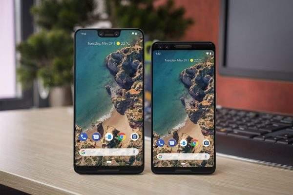 Google Pixel 3 e Google Pixel 3 XL