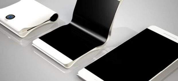 Samsung display flessibile