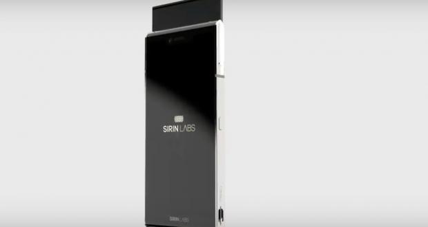 Finney smartphone blockchain