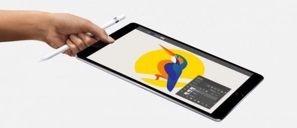 Photoshop iPad Pro