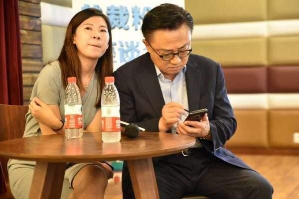 Samsung Galaxy Note 9 CEO