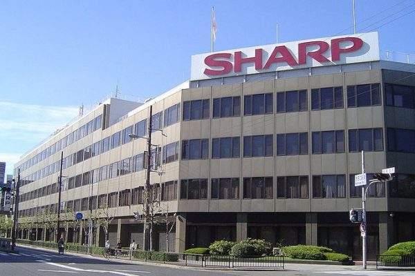 Sharp display OLED