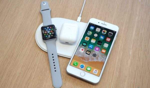 iPhone ricarica wireless AirPower