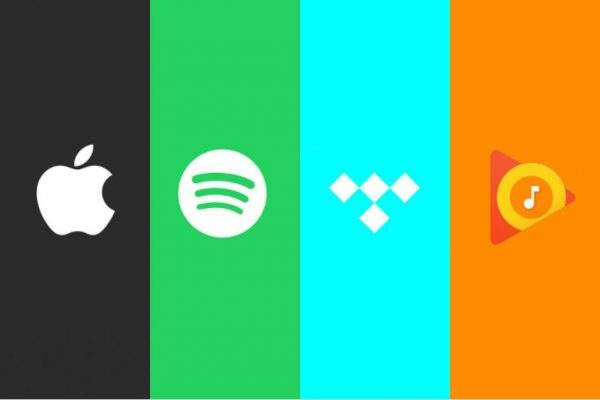 Spotify vs Apple Music vsGoogle Play Music