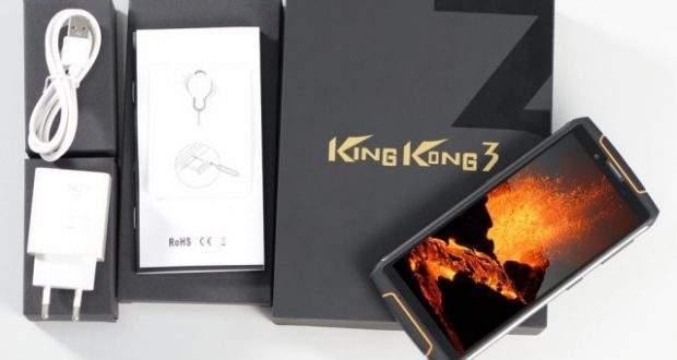 CUBOT King Kong 3