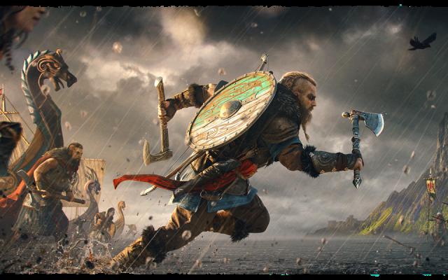 Assassin's Creed Valhalla: in arrivo un aggiornamento per next-gen