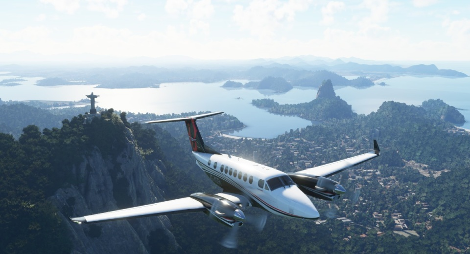 Microsoft Flight Simulator su Xbox Sereies X/S nell'estate ...
